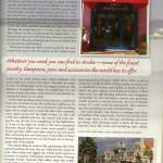 Stylus: Luxury in Aruba, Summer 2009 page 2