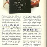 Vegetarian Times: Book Reviews, Sept 2001